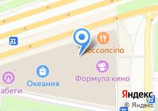 Компания «TTFY» на карте