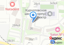 Компания «Щукинец» на карте