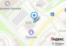 Компания «Мия» на карте