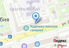 Компания «Service n» на карте