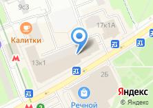 Компания «МАК» на карте