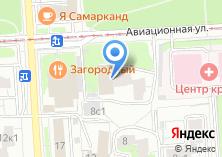 Компания «СпецМедСнаб ФМБА России» на карте