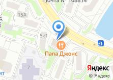 Компания «Ева Стиль Декор салон штор» на карте