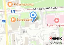 Компания «СТАР» на карте