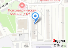 Компания «Ути-ути» на карте