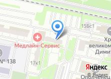 Компания «Нотариус Поддубская Л.М» на карте