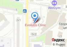 Компания «КитаEast» на карте