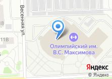 Компания «Олимпийский» на карте