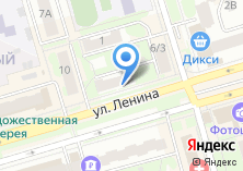 Компания «Главное Управление Государственного административно-технического надзора Московской области» на карте