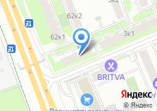 Компания «ДЕЗ Головинского района» на карте