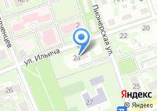 Компания «Чеховский районный комплексный центр социального обслуживания населения» на карте