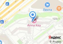 Компания «ЭСКАРТ» на карте