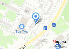 Компания «СНТ ГСП» на карте