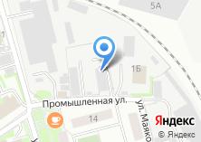 Компания «Kompakto» на карте