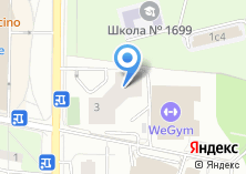 Компания «BrowsMe» на карте