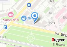 Компания «АТЕК» на карте