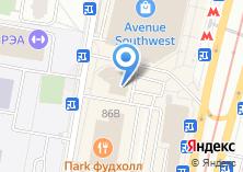 Компания «Кухни LAB» на карте