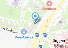 Компания «ЗАЙМШОП» на карте