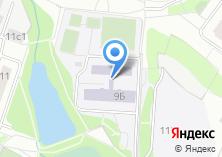 Компания «Коммунарская средняя общеобразовательная школа №2070» на карте