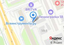 Компания «А4» на карте