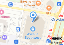 Компания «Синема Стар» на карте