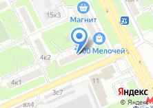 Компания «Фотоцентр на Малой Филевской» на карте