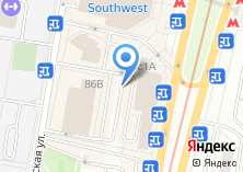 Компания «Альмирал» на карте