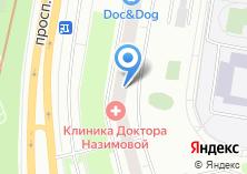 Компания «Всероссийское общество инвалидов» на карте