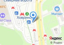 Компания «Автостоянка №102» на карте