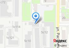 Компания «Специализированный НИИ приборостроения» на карте