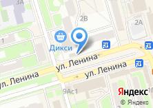 Компания «Салон связи и сервиса» на карте