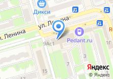 Компания «ЛНТ» на карте