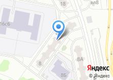 Компания «Биг Телеком» на карте