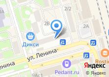 Компания «Лоан-Тур» на карте