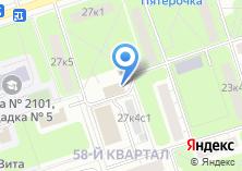 Компания «ДЕКО-ЭМ» на карте