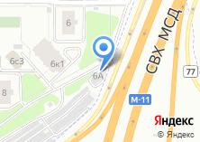 Компания «Клин-Авто» на карте