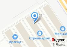 Компания «Гранд инструмент» на карте