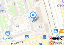 Компания «Стиль-оптика» на карте