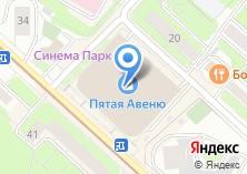 Компания «Формула 5D» на карте