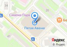 Компания «Subsound» на карте