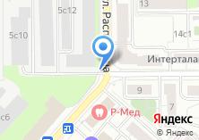 Компания «Верекс» на карте