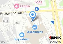 Компания «Caros-service» на карте