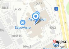 Компания «Термодинамика» на карте