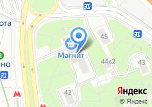 Компания «Ховрино» на карте