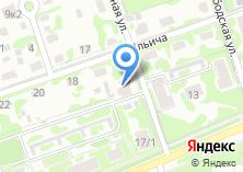 Компания «Нотариус Лыжин Г.В» на карте