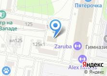 Компания «Скинкеа» на карте