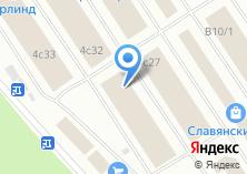 Компания «Арта-мебель» на карте