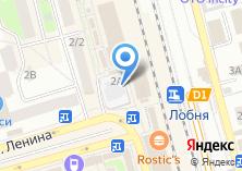Компания «Скупка» на карте