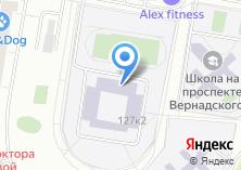 Компания «Центр образования №1485» на карте
