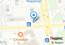 Компания «Эрос» на карте